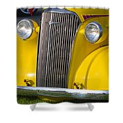 Chevy Pickup Shower Curtain
