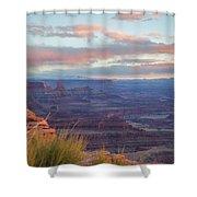 Dead Horse Point Shower Curtain