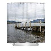 Derwentwater Shower Curtain
