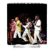 Earth Wind And Fire Shower Curtain