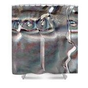 4 Eyes Shower Curtain