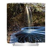 Falling Creek Falls Shower Curtain