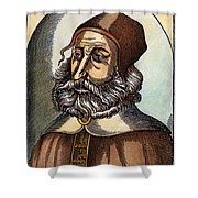 Galen, 129-c200 A.d. Shower Curtain