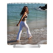 Gisele Shower Curtain