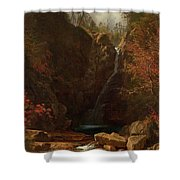 Glen Ellis Falls Shower Curtain
