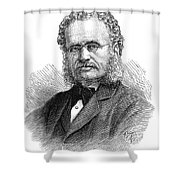 Henry Walter Bates Shower Curtain