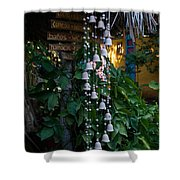 Hostal Candelaria  Shower Curtain