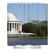 Jefferson Memorial, Washington Dc Shower Curtain