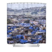 Jodhpur - India Shower Curtain