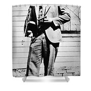 John Dillinger 1903-1934 Shower Curtain by Granger