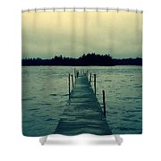 Landscape Art Prints Shower Curtain