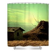 Landscape Forms Shower Curtain