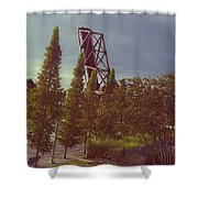 4 Liner Shower Curtain