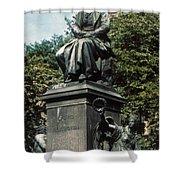Ludwig Van Beethoven Shower Curtain