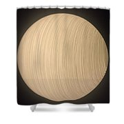 Lunatique  Shower Curtain