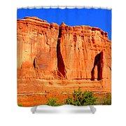 Moab Landscape Shower Curtain