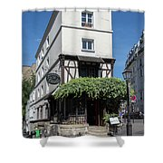 Montmarte Paris Shower Curtain