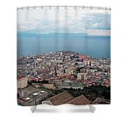 Naples Italy Shower Curtain