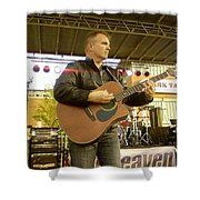 Nick Cox Of 7th Heaven Shower Curtain