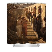 Poem Of The Soul  Shower Curtain