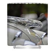 Pontiac Chief Shower Curtain