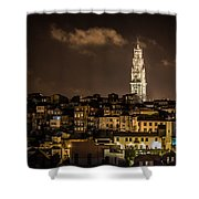 Portugal Porto Shower Curtain