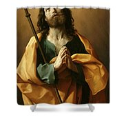 Saint James The Greater, Shower Curtain