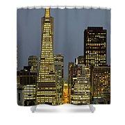 San Francisco Ca Shower Curtain