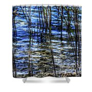 Sawgrass Revisited Shower Curtain