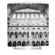 Smithsonian National Building Mus Shower Curtain