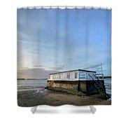 Studland - England Shower Curtain