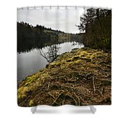 Tarn Hows Shower Curtain