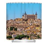 Toledo, Spain Shower Curtain
