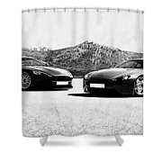 Tuned Shower Curtain