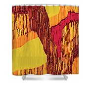4 U 282 Shower Curtain