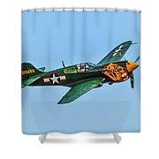 Warhawk Shower Curtain