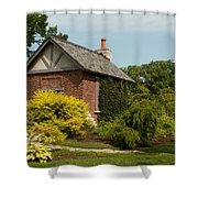 Wellfield Gardens Shower Curtain