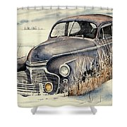 40 Chevy Shower Curtain