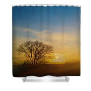 4093 Shower Curtain