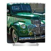 41 Chevy Truck Shower Curtain