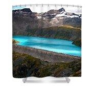 Landscape Picture Shower Curtain