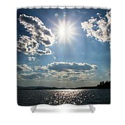 Wolfeboro Nh Shower Curtain