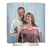 4172 Shower Curtain