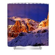 Landscape Of Shower Curtain