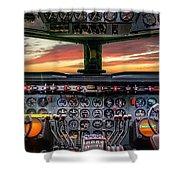 4245- Cockpit Shower Curtain