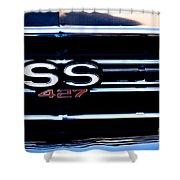 427 - Ss Shower Curtain