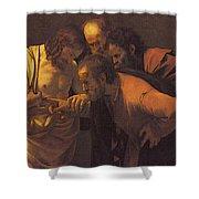 Caravaggio   Shower Curtain