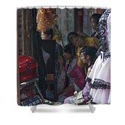 4399- Dress Up Shower Curtain