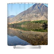 Landscape Painting Art Shower Curtain