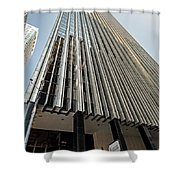 44 Montgomery Building In San Francisco, California Shower Curtain